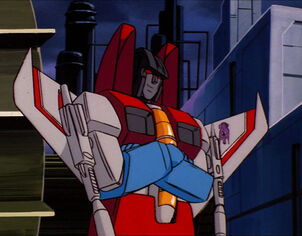 Tud3 starscream smirkiest
