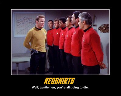 Dysfunctional-redshirts