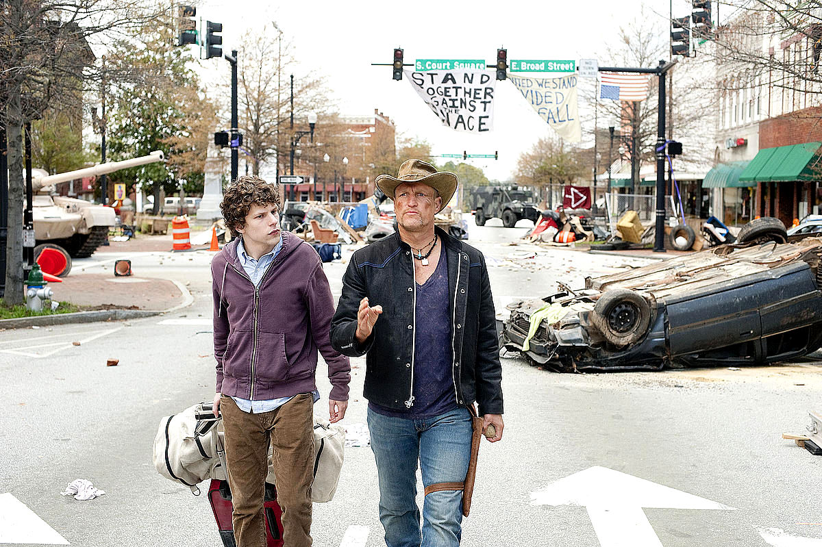 Zombieland Extras Movie Morgue Wiki Fandom Powered By Wikia