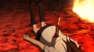Another - Kyouko Kaneki's death