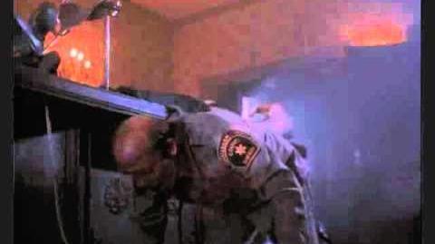 Jason Goes to Hell melting scene