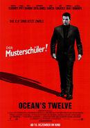 Ocean's Twelve - Linus Caldwell Charakterposter