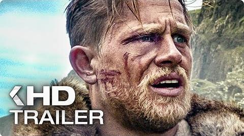 King Arthur - Legend Of The Sword - Trailer