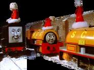 Diesel, Bill, and Ben