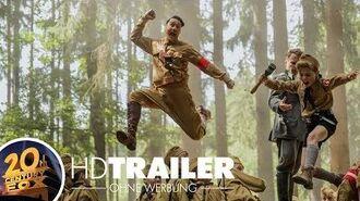 JOJO RABBIT Offizieller Trailer Deutsch HD German (2020)