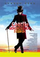Charlie und die Schokoladenfabrik Teaserposter
