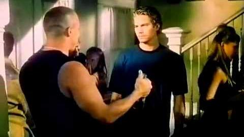 The Fast and The Furious (2001) - Trailer German-0