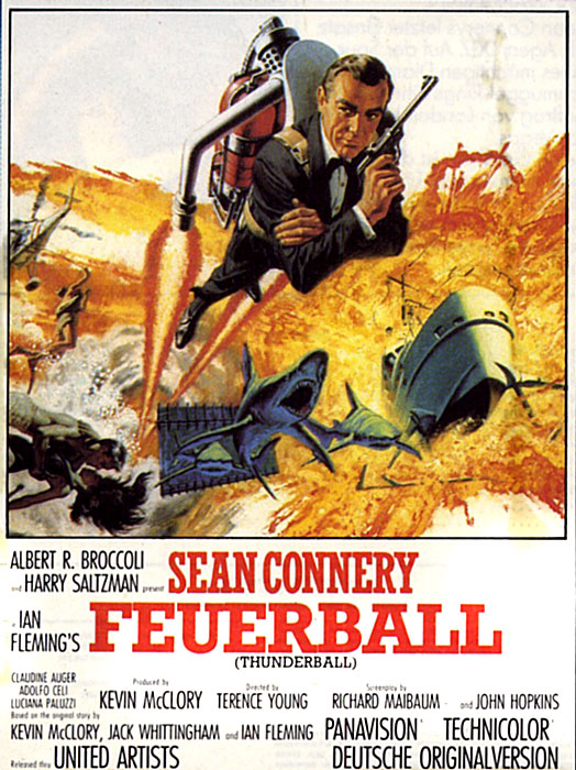 Картинки по запросу feuerball 007