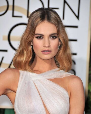 Lily James Moviepedia Wiki Fandom