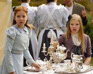 Anne und Violetta 2008