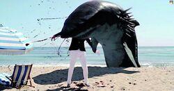 Sharktopus vs Pteracuda Szenenbild 3