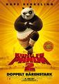 Kung Fu Panda 2 Kinoposter