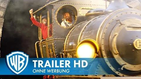 Jim Knopf und Lukas der Lokomotivführer - Teaser Trailer