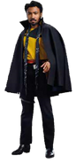 Lando (1) - Solo- A Star Wars Story - PNG