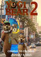 Yogi Bear 2 2017 new poster -version 3-