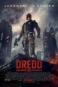 Poster Dredd