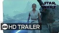 STAR WARS DER AUFSTIEG SKYWALKERS – Finaler Trailer (deutsch german) Star Wars DE