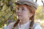 Anne als Kind