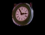 Clock saying 2 o'three