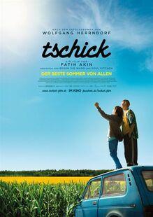 Tschick Kinoposter
