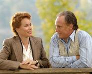 Anne Blythe und Gene Armstrong