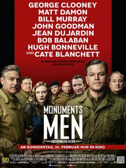Monuments Men-Ungewöhnliche helden