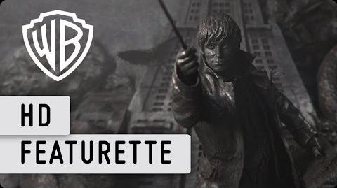 PHANTASTISCHE TIERWESEN UND WO SIE ZU FINDEN SIND - Pottermore Featurette 3 Deutsch HD (2016)