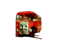 Bertie in the 5th seaosn of Thomas