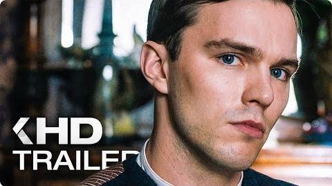 TOLKIEN Trailer 2 German Deutsch (2019)