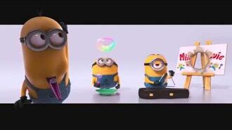 Despicable Me 2 End Credits - The Minion Movie Auditions