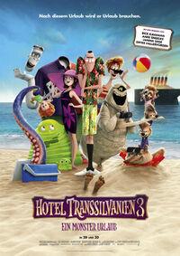 Hotel Transsilvanien 3 DE Poster
