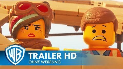THE LEGO® MOVIE 2 - Trailer 1 Deutsch HD German (2019)