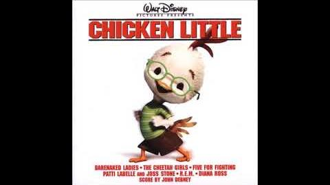 Diana Ross Ain't No Mountain High Enough Chicken Little 6 OST