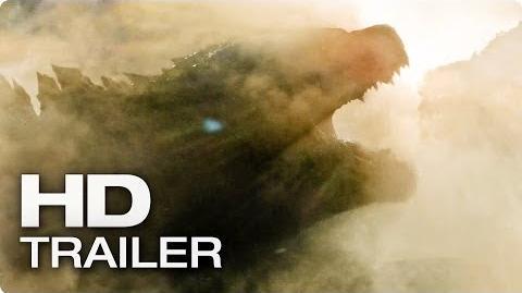 Exklusiv GODZILLA Offizieller Trailer Deutsch German 2014 Official HD