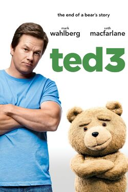 Ted 3 poster