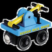 Pump Trolley