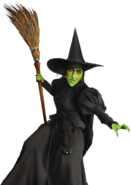 Wicked witch large