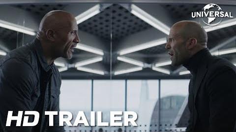 Fast & Furious Hobbs & Shaw - Trailer german deutsch HD
