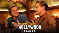 ONCE UPON A TIME… IN HOLLYWOOD - Trailer - Ab 15.8