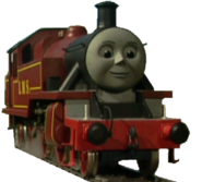Arthur The Big Tank Engine