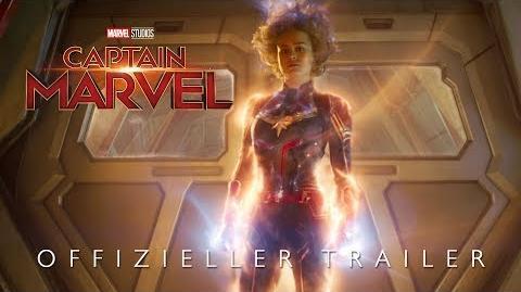 CAPTAIN MARVEL – Offizieller Trailer (deutsch german) Marvel HD