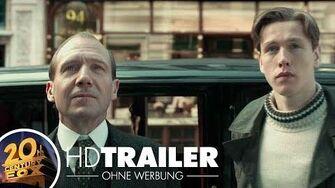 The King's Man - The Beginning Offizieller Trailer Deutsch HD German (2020)