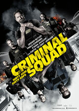 Criminal Squad - Dirty Jobs, Dirty Cops