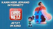 CHAOS IM NETZ - Offizieller Trailer (deutsch german) Disney HD