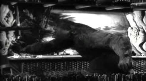 Panil um King Kong (Mighty Joe Young) - 1949 - Official Trailer Englisch