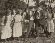 1919 Gilbert Blythe und Jumbo Pye