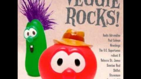 Rebecca St. James - Veggie Tales Theme Song (Rock Cover)