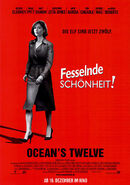 Ocean's Twelve - Isabel Lahiri Charakterposter