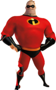Bob Parr in Incredibles 3