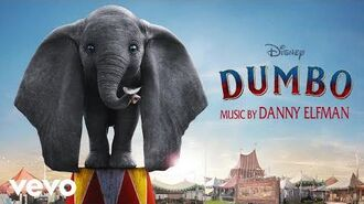 """Danny Elfman - Logos-Intro (From """"Dumbo"""" Audio Only)"""